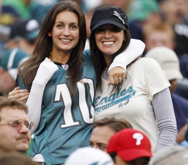 How Sweet It Is To Be An NFL Fan: Girl