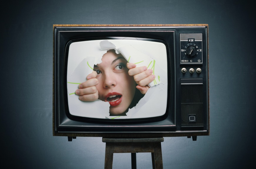 69% of homicide victims on tv are single women